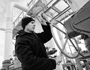 Киев выбивает деньги из ЕС на российский газ