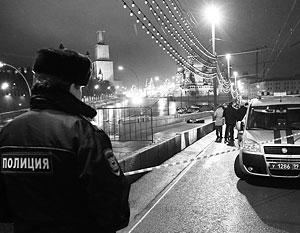Следователи задержали первых подозреваемых спустя неделю после убийства Немцова