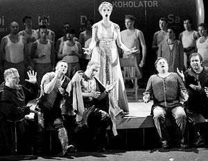 Постановка оперы «Тангейзер» вызвала жаркие споры среди верующих и поборников свободного творчества