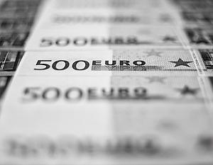 Курс евро может упасть к 2017 году до 85 американских центов