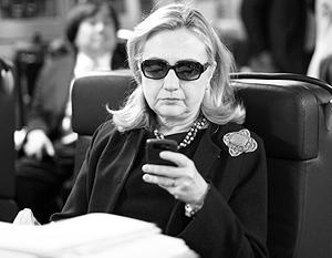 Переписка именно с этого телефона и стала предметом скандала