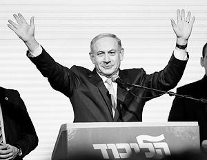 Победа Биньямина Нетаньяху стала неожиданной для него самого