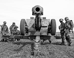 Конфликтующие стороны договорились о перемирии, но пушки в Донбассе продолжают стрелять