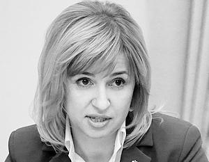 Ирина Влах – первая женщина на посту лидера гагаузского народа