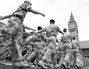 Великобритания теряет свою военную мощь и не способна противостоять новым угрозам
