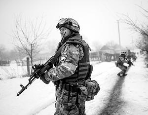 ДРГ будут действовать вокруг Донецка, в районе Песков, аэропорта, Авдеевки