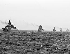 Китай тратит на океанский флот до трети своего растущего военного бюджета