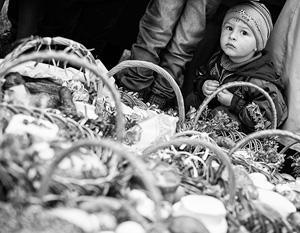 Празднование Пасхи для многих украинцев стало дорогим удовольствием