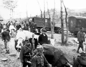 Список взаимных польско-украинских обид почти бесконечен – так, в ходе операции «Висла» в 1947 году польские солдаты депортировали почти 200 тысяч украинцев