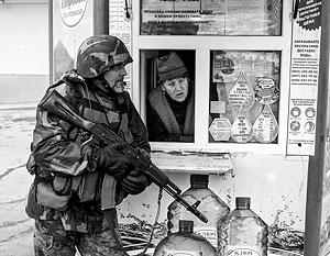 ВС Украины собираются давить на психику жителей Донбасса