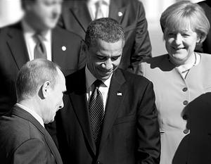 Москва указывает на то, что США хотят встать между ней и Германией