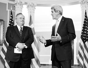 Госсекретарь США Джон Керри хочет помешать сближению Греции и России