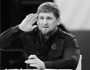 Рамзан Кадыров хочет получить у СК России объяснение, почему прекращено дело против полицейских из Ставрополья