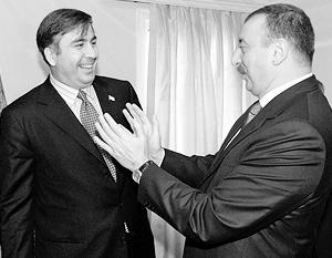 «Азербайджан либеральнее некоторых европейских стран», считает Саакашвили