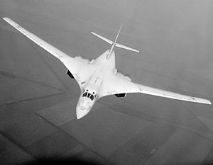 Ту-160 – самый тяжелый боевой самолет в мире