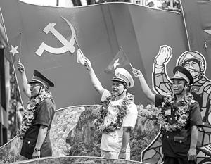 Вьетнамцы празднуют 40-летие победы