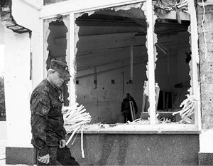 Представитель вооруженных сил ДНР Эдуард Басурин снова и снова рассказывает о нарушениях украинской стороной перемирия