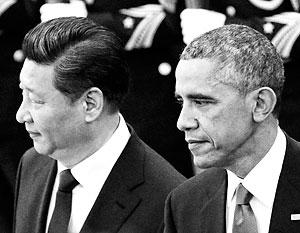 США усиленно продвигают сотрудничество с Китаем