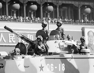 Свой парад Победы Китай проведет 3 сентября