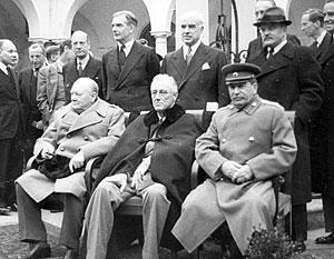 В первые годы войны союзники опасались, что переданное СССР оружие попадет в руки Гитлера