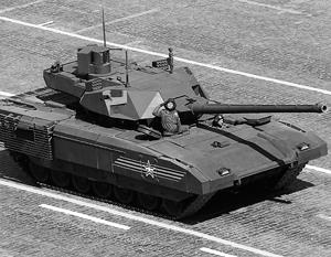 Washington Times вышла с заголовком: «Россия победила Гитлера танками. Теперь она показывает танки будущего»