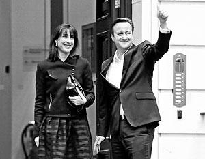 Премьер Дэвид Кэмерон может закрепить свой триумф, проведя референдум о возможности выхода Британии из ЕС
