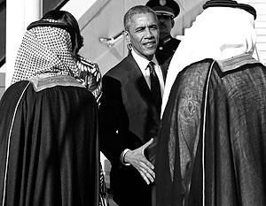 Вместо шести арабских монархов встретиться с Обамой решили только два