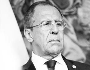 Киев уходит от прямого диалога, подчеркнул Лавров
