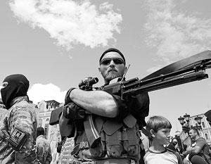 За год незаконный оборот оружия в Киеве увеличился в несколько десятков раз