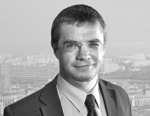 Заместитель председателя правления Газпрома Александр Медведев