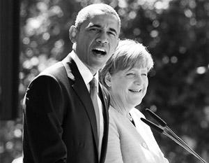 Германия и США расходятся в вопросе давления на Россию