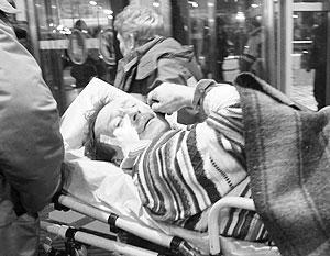 При взрыве бомбы в аэропорту погибли 37 человек и более 170 пострадали