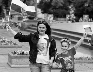 День России стал праздником, объединяющим все регионы и все возрасты