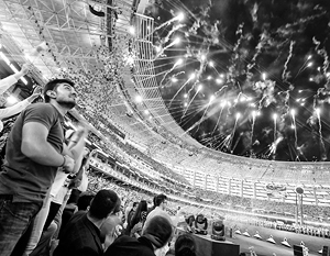 Европейские лидеры проигнорировали «малую Олимпиаду» в Баку
