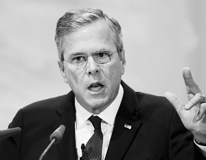 Джеб хочет стать Бушем Третьим