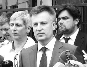 Наливайченко был завербован ЦРУ во время работы консулом посольства Украины в США
