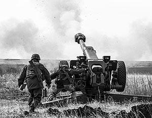 С самого начала войны Киев сделал ставку на артиллерию