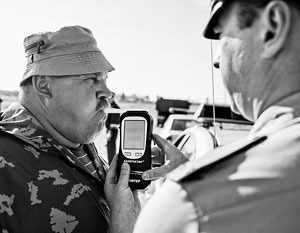 Российские власти последовательно борются со случаями пьянства за рулем среди водителей