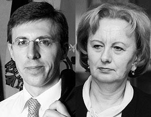 «Мертвые души» и «карусели» помогли Дорину Киртоакэ победить на выборах мэра, считает его соперница Зинаида Гречаная