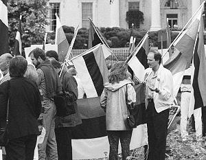 В авангарде распада СССР находилась отнюдь не Прибалтика