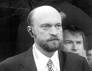 Сергей Пугачев заявляет о «методах КГБ»