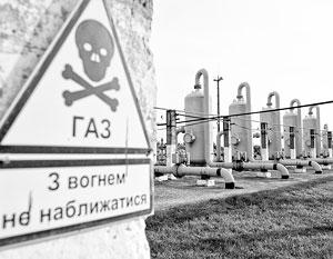Украина понимает, что играет с огнем, но тем не менее решила шантажировать Россию