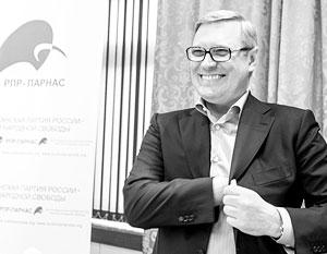 Опасаясь конкуренции, Касьянов выбрал сотрудничество с Навальным и ведет партию к поражению, отмечают эксперты