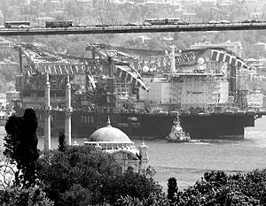 Газпром оптимизирует свои расходы на трубопроводные проекты