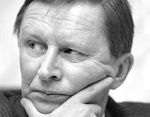 Первый вице-премьер правительства РФ Сергей Иванов