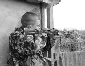 В Чечне уничтожен лидер боевиков, ближайший подручный Шамиля Басаева