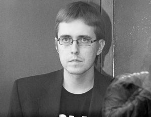 Илья Горячев упал в обморок при оглашении приговора