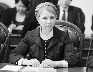 Численность симпатизирующих Тимошенко выросла более чем в два раза
