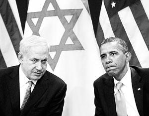 По неизвестной причине американский президент ненавидит израильского премьера