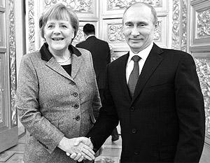 Эксперты уверены, что традиционное сотрудничество России и Германии рано или поздно восстановится